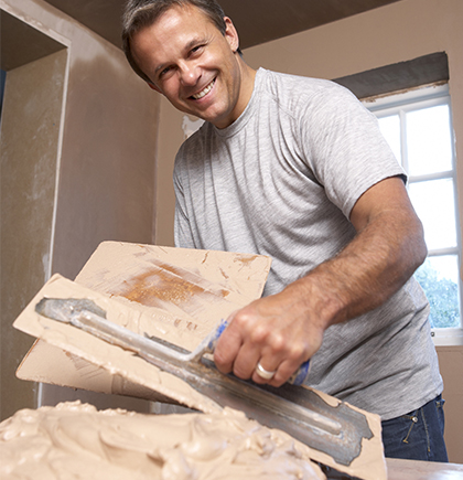 Commercial Plastering Plymouth